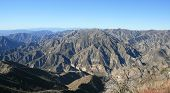 Big Tujunga Canyon Panorama