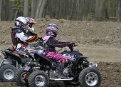 Quad Bike Youth Race