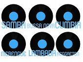 Latin Music Genres Vinyl 5