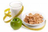 Concept Of Healthy Food.