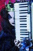 stock photo of queen crown  - Mad queen - JPG