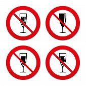foto of sparkling wine  - No - JPG
