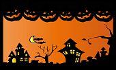 Halloween-Nacht.