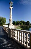 Weg zu Schweriner Schloss