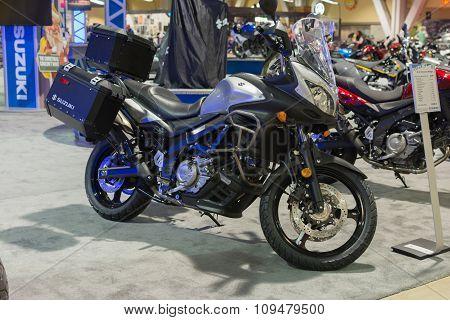 Suzuki Vstrom 650 Abs Adventure