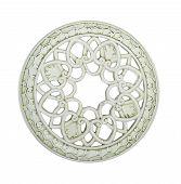 Round Decorative Tile