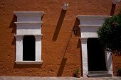 Building In Monasterio De Santa Catalina In Arequipa, Peru