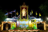 The 83Rd Birthday Of Hm King Bhumibol Adulyadej