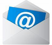 Envelope de e-mail