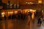 Grand Central Station In Nyc