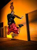 Powerful Jump