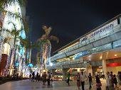 Busy Siam paragon shopping center, Bangkok, Thailand.