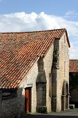 Charente Style Church