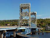 drawbridge end view