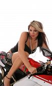 Beauty On Bike