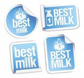 Best milk stickers.