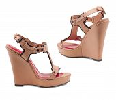 picture of high heels  - Stylish women - JPG