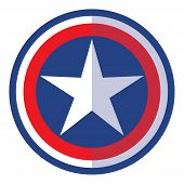 Star Shield Icon, Star Shield Icon Eps10, Star Shield Gold Icon Vector, Star Icon Shield Eps, Star S poster