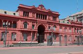 Casa Rosada (casa rosada) Buenos Aires Argentina