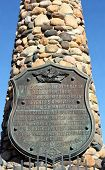 American History Fetterman Massacre Memorial Battle of the Hundred Slain