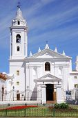 pic of ares  - Recoleta church dedicated to Nuestra Se - JPG
