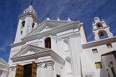 Recoleta church