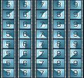 Filmstrip (Texture Series 5 To 9)