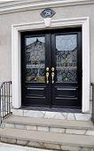 Modern Entrance Door.