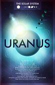 Vector Solar System - Planet Uranus