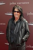 LOS ANGELES - MAR 11:  Alice Cooper arrives at the 9th Annual John Varvatos Stuart House Benefit at