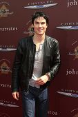 WEST HOLLYWOOD, CA - MAR 11: Ian Somerhalder at the 9th Annual John Varvatos Stuart House Benefit on March 11, 2012 in West Hollywood, California