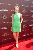 WEST HOLLYWOOD, CA - MAR 11: Maggie Grace at the 9th Annual John Varvatos Stuart House Benefit on Ma