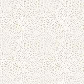 Golden Leopard Print Pattern. Vector Seamless Background. Subtle Animal Skin Texture Of Jaguar, Leop poster