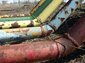 aging pipes