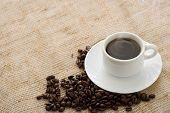 Cuppa Hot Coffee