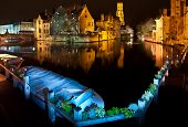 Bruges best view - Rozenhoedkaai