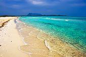 Esplêndida praia