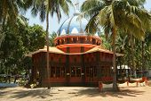 Catholic Pilgrimage Center. Divine Mercy Centre. Kochi, Kerala, South India