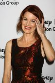 LOS ANGELES - JAN 10:  Laura Leighton attends the ABC TCA Winter 2013 Party at Langham Huntington Ho
