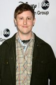 LOS ANGELES - JAN 10:  Johnny Pemberton attends the ABC TCA Winter 2013 Party at Langham Huntington