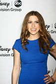 LOS ANGELES - JAN 10:  Eden Sher attends the ABC TCA Winter 2013 Party at Langham Huntington Hotel o