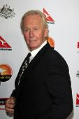 LOS ANGELES - JAN 12:  Paul Hogan arrives at the 2013 G'Day USA Los Angeles Black Tie Gala at JW Marriott on January 12, 2013 in Los Angeles, CA..
