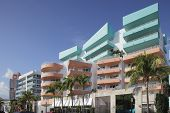 Art Deco Condominium Miami