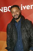 PASADENA, CA - JAN. 7: Brandon Jay McLaren arrives at the NBCUniversal 2013 Winter Press Tour at Lan