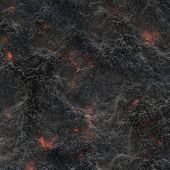 Volcanic ash background or texture