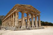 Segesta Greek Temple