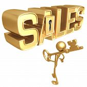 Key To Sales