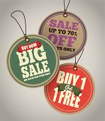 picture of reduce  - Sale Tags Design - JPG