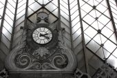 The Clock From Atocha Railway