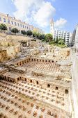 Roman Baths In Beirut, Lebanon